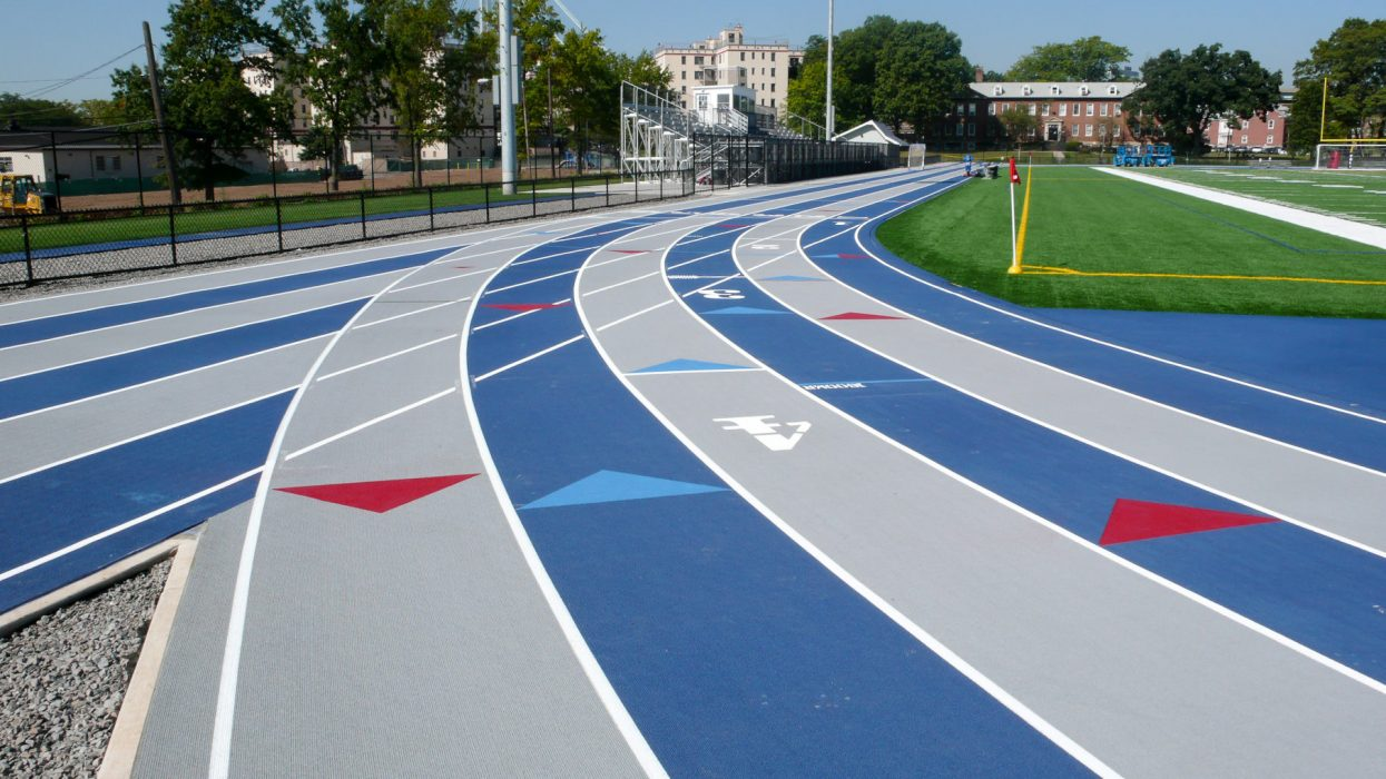 Track from the lanes