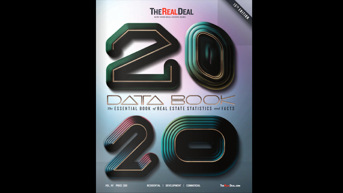 cover of The Real Deal Data Book 2020 publication